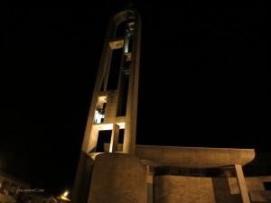 Eglise nuit