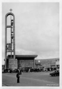 Inauguration église 3 mai 1964
