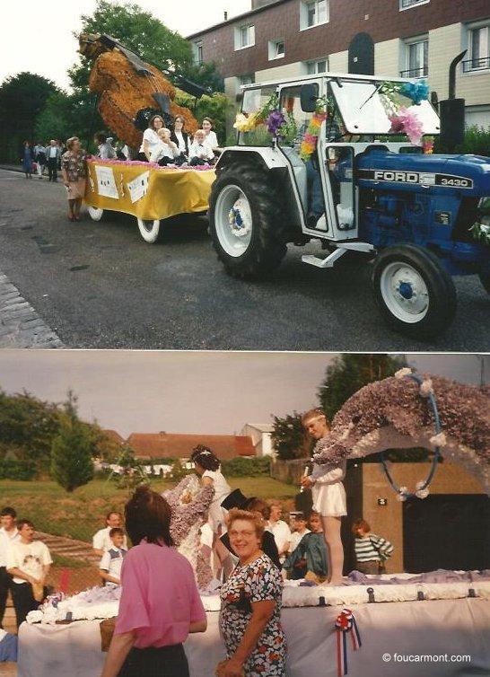 Fêtes Monique PINOLI 1995 1983