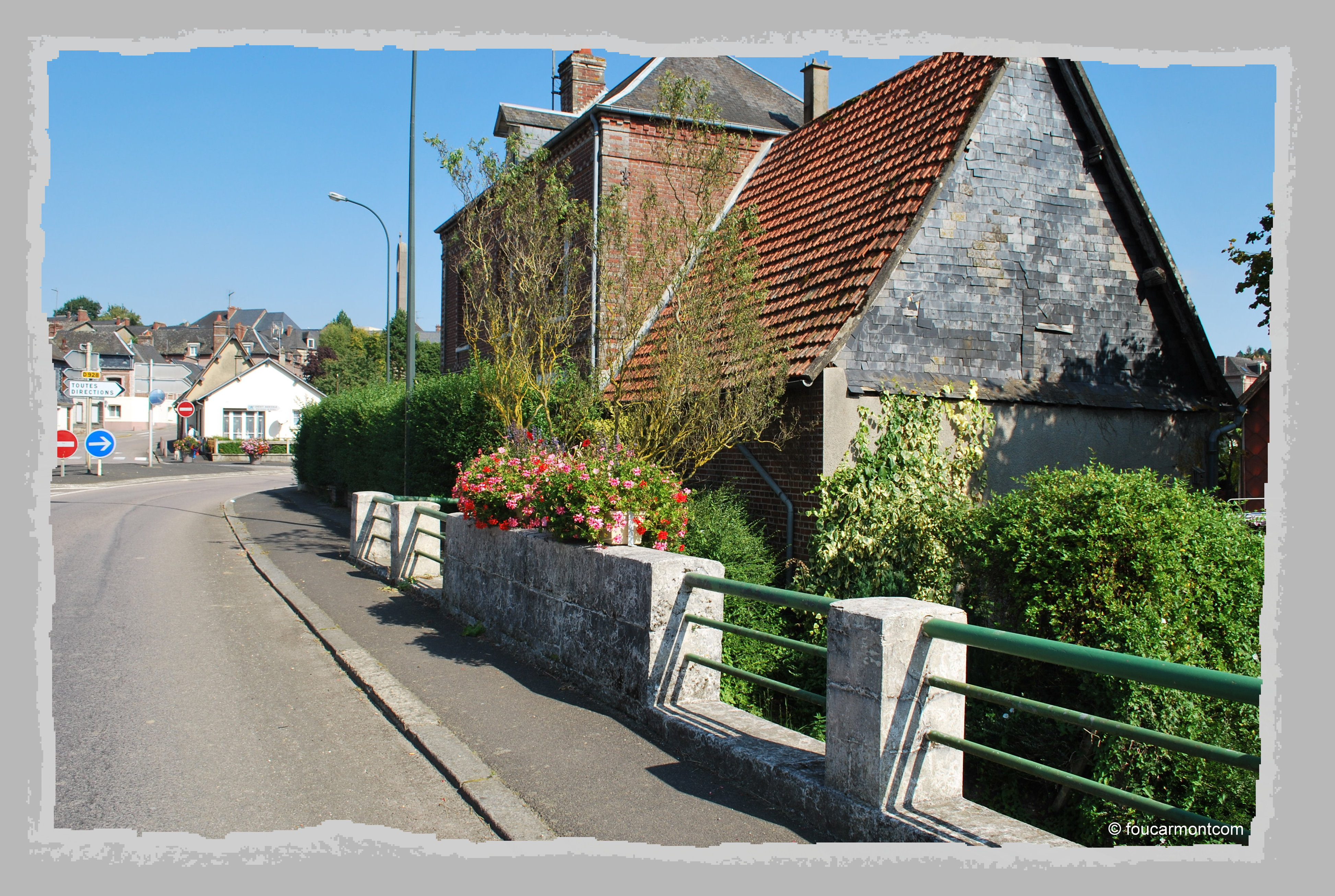 Pont de l'Yères Avant