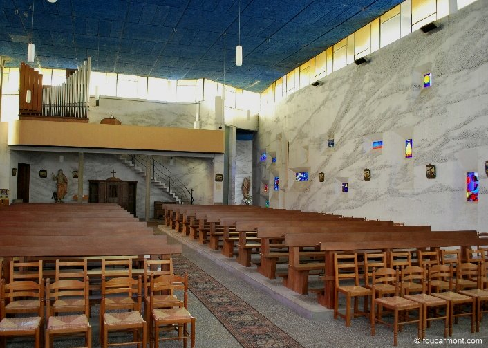 Eglise St MArtin Façade NE