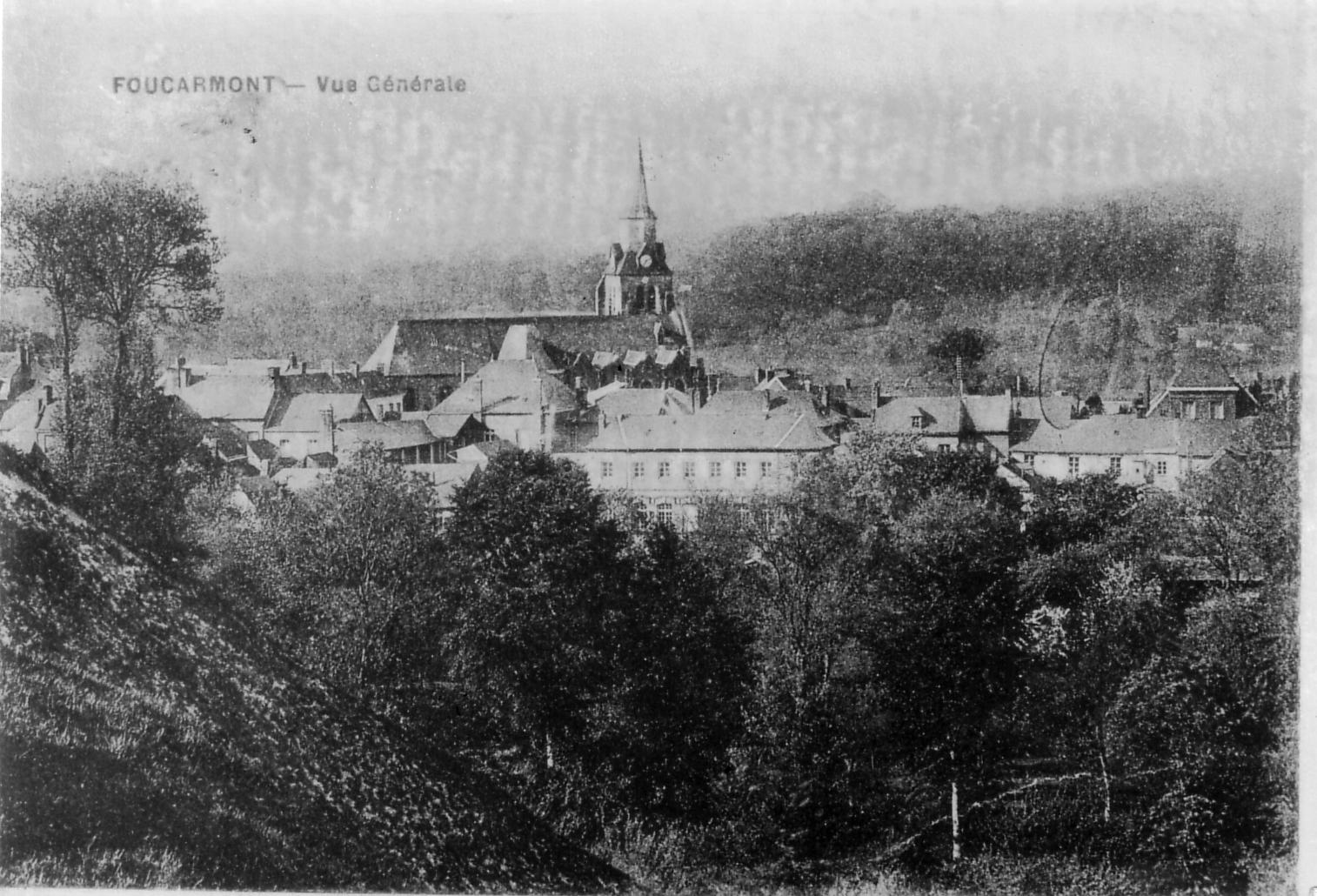 Panorama de la route du Fromentel