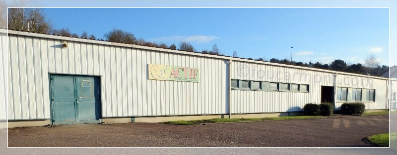 Les anciens locaux de Cré'Actif pourraient accueillir la nouvelle maison de santé