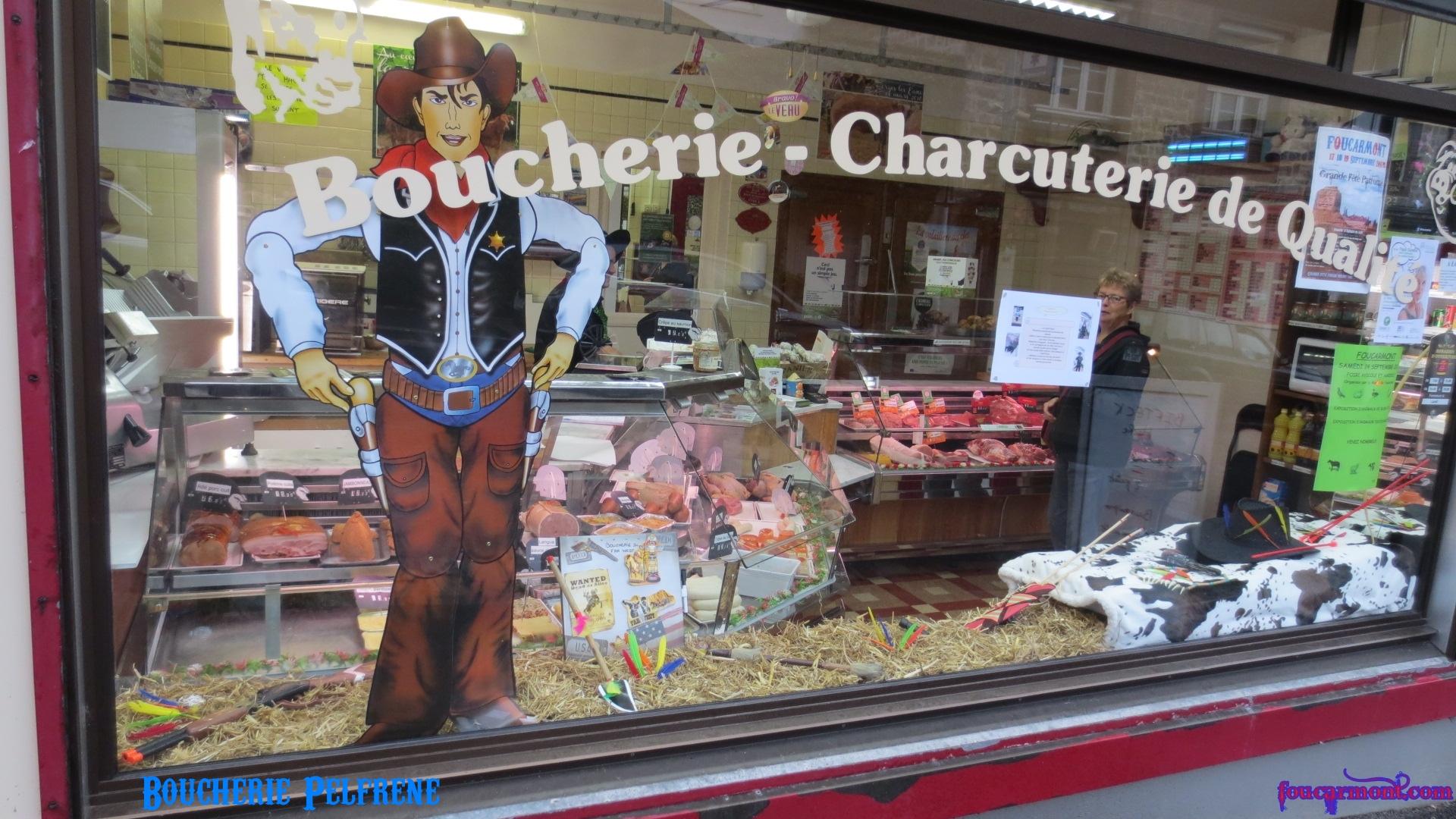 Boucherie Pelfrène
