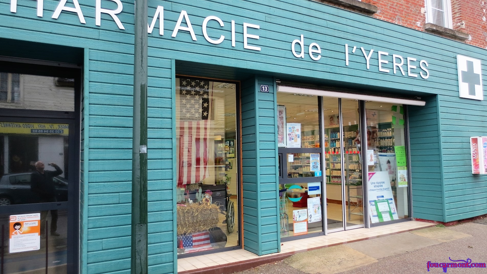 Pharmacie de l'Yères