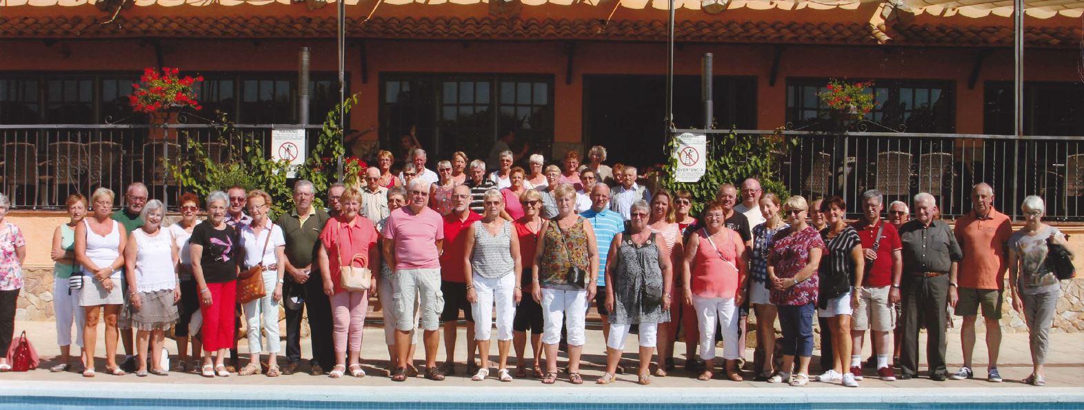 Le Club du Bon Vieux temps en Espagne