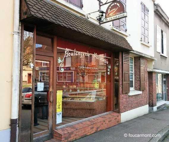Boulangerie Vitrine