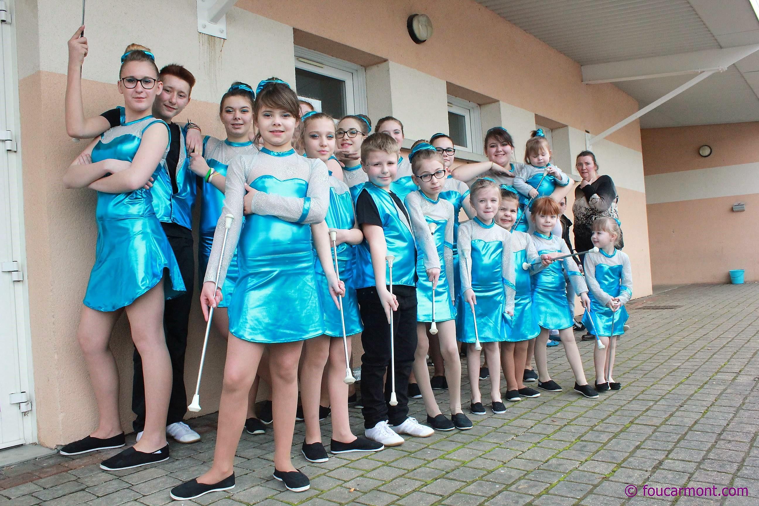 FESTIVAL MAJORETTES FOUCARMONT 024