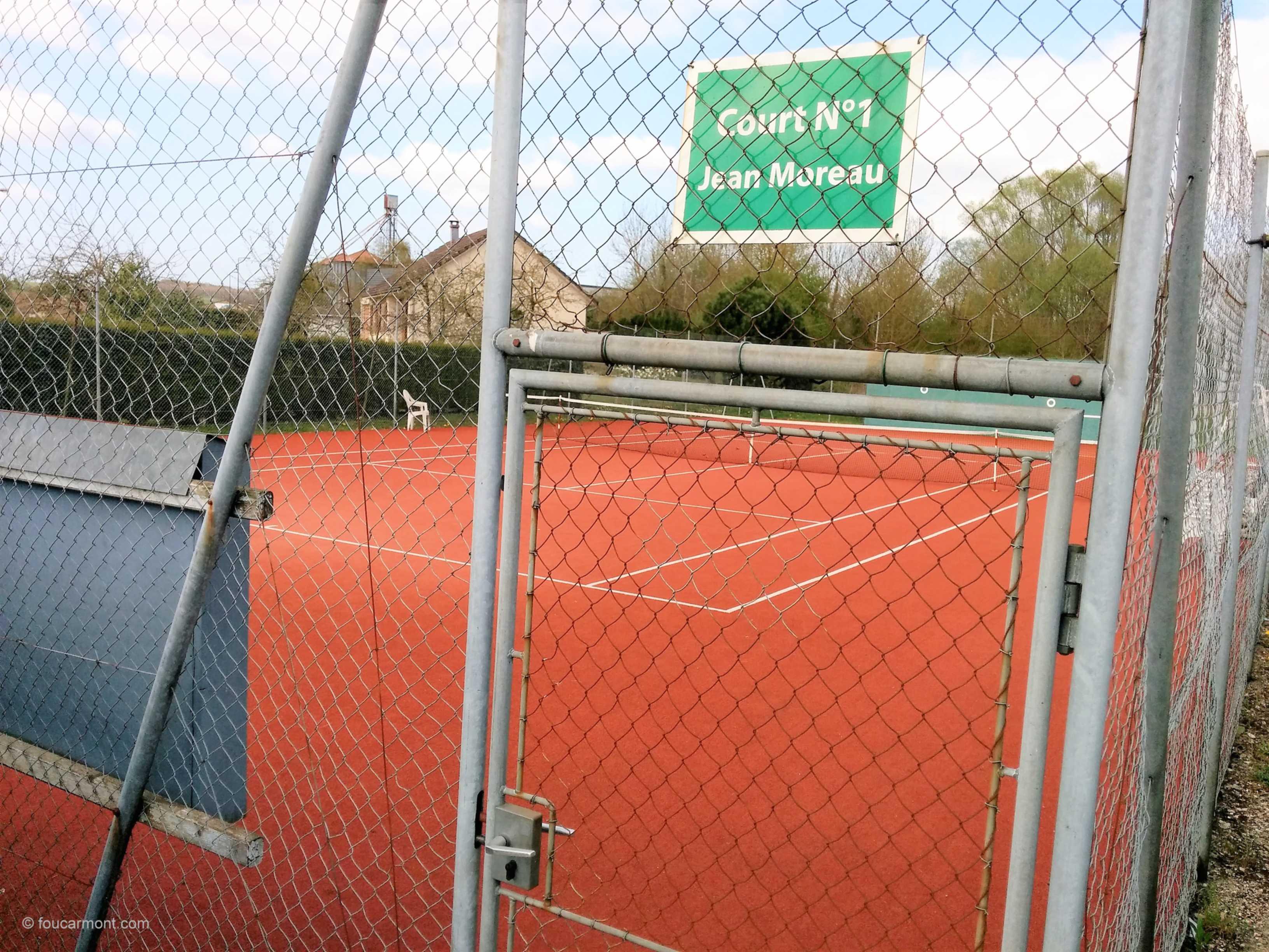Court Jean Moreau