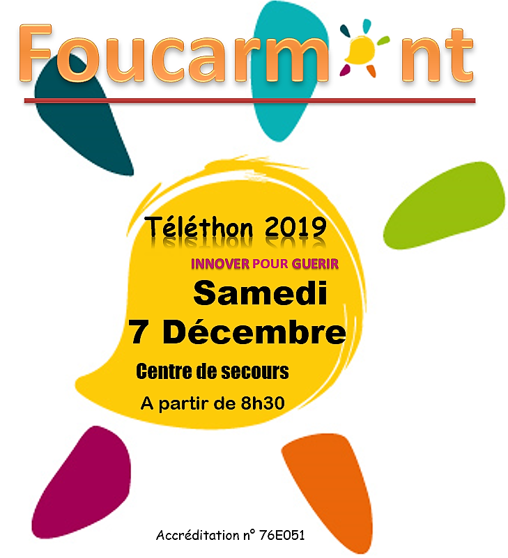 Capture Téléthon 2019 Diaporama